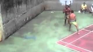 Roniu vs Tuaru (fight tahiti)