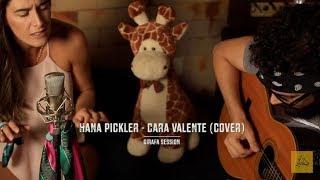 Maria Rita - Cara Valente - (cover por Hana Pickler) Girafa Session