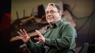 The Linus behind Linux