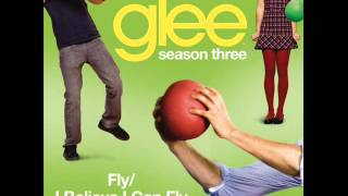 Fly / I Believe I Can Fly - Glee (HQ quality download)