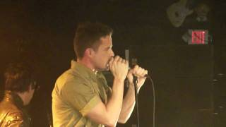 Brandon Flowers covers Bruce Springsteen 'The Promised Land' @ Stone Pony 12.1.10