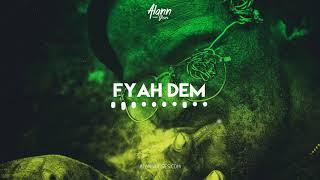 Fyah Dem Riddim (Reggae Beat Instrumental) 2018 - Alann Ulises