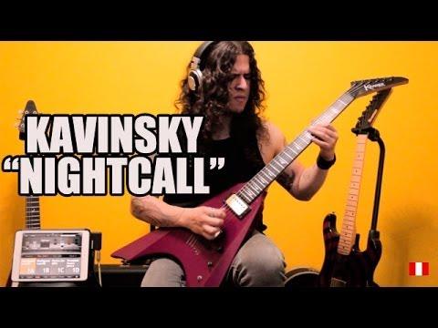 kavinsky-nightcall-goes-metal-by-charlie-parra-charlie-parra-del-riego