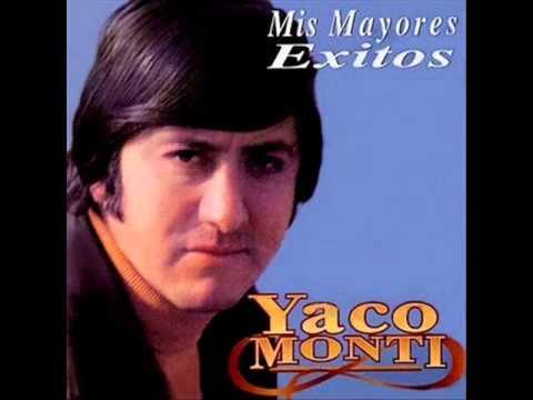 Amor Desesperado de Yaco Monti Letra y Video