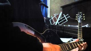 ELECTRO-HARMONIX B9 ORGAN MACHINE-fragmento jazz guitar.