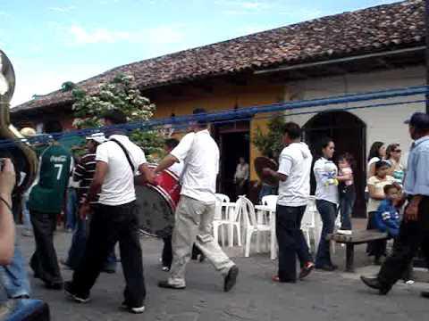 Nicaragua — Granada Hipica Dancing Horses