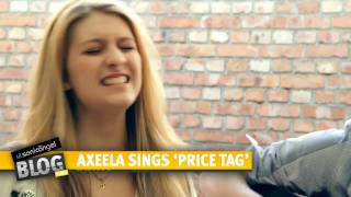 SonicAngel - Episode 001 | Axeela - Price Tag (Acoustic)