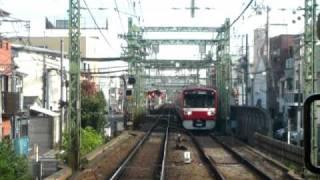 Yokohama - Haneda Airport - Keikyu Line