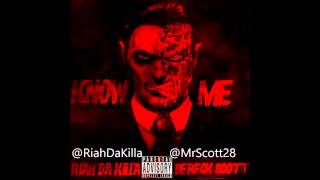 Know Me- ...Minati ft. Dereck Scott (prod. Moshuun)