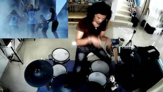 Flo Rida - GDFR ft. Sage The Gemini and Lookas (Electric Drum cover by Neung)