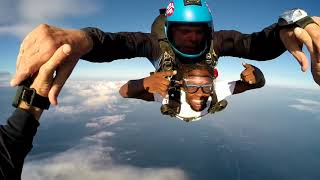Dare to Live- Skydiving
