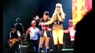 Christina Aguilera - Candyman live in Abu Dhabi