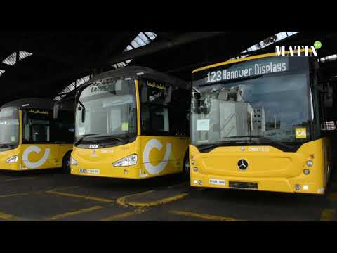 Video :  Alsa : la mise en service des bus neufs pour  très bientôt