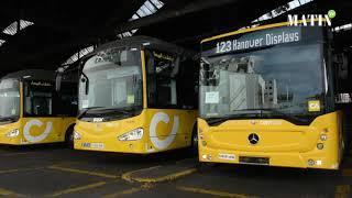 Alsa : la mise en service des bus neufs pour  très bientôt