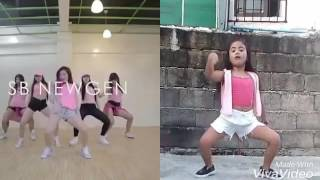 Ella Cruz Side To Side Dance Cover with SB NewGen / Yandrei Ponce