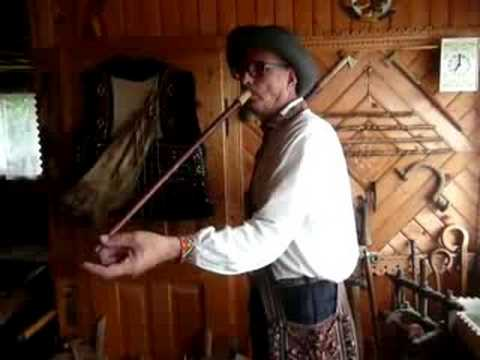 Mountain Music from Ukraine: Roman Kumlyk Plays Telynka