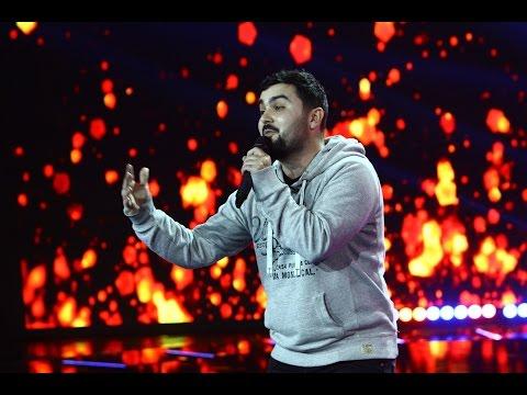 Daniel Pascu le aduce insulte juraților, în versuri! iUmor