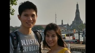 A Quick One Day Trip in Bangkok!