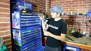 Tool Box Tour - What We Use For Working on Cars