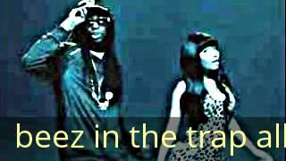 Beez In The Trap - Nicki Minaj Ft. 2 Chainz Official Instrumental Remake (Capital Gang)