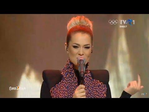 Feli - Bună de iubit | Semifinala Eurovision 2018