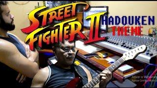 Street Fighter II Victory - Hadouken Cover