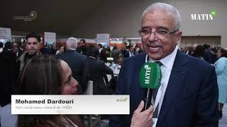 Colloque national de la régionalisation avancée : Déclaration de Mohamed Dardouri