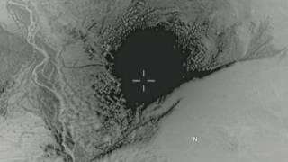 Mother of All Bombs video released by the US military