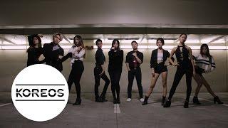 [Koreos]  Girls' Generation 소녀시대 - The Boys Dance Cover