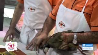 Como pelar una perdiz, Chamitruco 6, Mercado de Chamartin