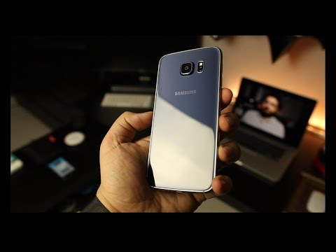 مراجعة جهاز Samsung Galaxy S6 & S6 Edge