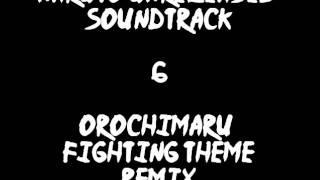 Naruto Unreleased Soundtrack - Orochimaru's Fighting Theme (REMIX)