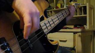 Soundgarden - Get on the Snake Bass cover