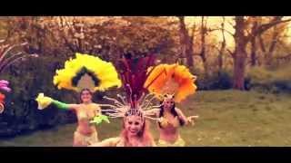 Viva Brasil Samba Show Liverpool,UK- Samba Dancers Liverpool