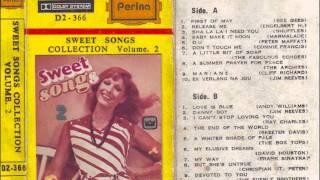 SWEET SONGS COLLECTION Vol  2 # 03 SHA LA LA I NEED YOU THE SHUFFLES