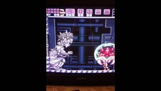 Super Metroid Mother Brain Glitch