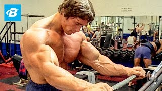 How To Train For Mass   Arnold Schwarzenegger's Blueprint Training Program