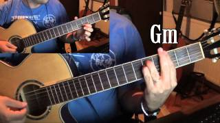 Gitar Dersi - Gesi Bağları - Akor