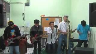 Wante-X Genit Tipex Cover @ Audisi Effort 3rd SMK 48 Jakarta