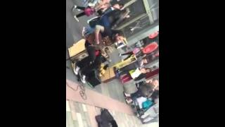 The Fray - How to save a life (Ben Monteith Busking Cover)