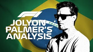 How Did The Ferraris Get SO MUCH Damage? | Jolyon Palmer on the 2019 Brazilian Grand Prix