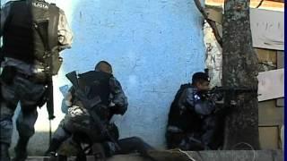 Cinegrafista morre em tiroteio entre Polícia e bandidos no Rio