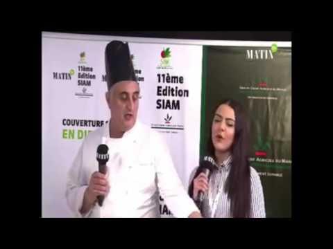 Valsecchi Pierluca, Professeur et chef cuisinier et professeur-Italie