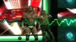 WWE SVR 08- D Generation X
