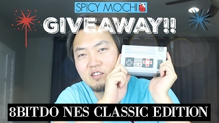 GIVEAWAY TIME! - 8bitdo NES30 Classic Edition [Closed]