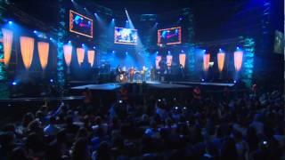 Sendas Distintas (Con Toda El Alma En Vivo) (HD) - Juan Fernando Velasco con Guillermo Rodriguez