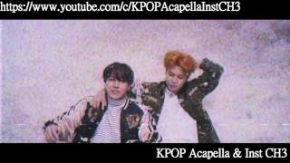 [Acapella] BTS (방탄소년단) - EPILOGUE - Young Forever