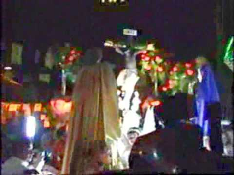 Lunes Santo 2011: Procesion de Las Animas del Purgatorio – Santa Ana