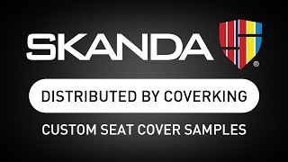 Coverking Skanda, Camouflage & Tactical Seat Cover Slideshow