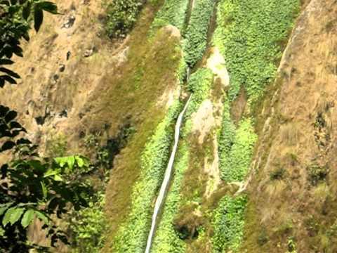 Nepalese Waterfall #2
